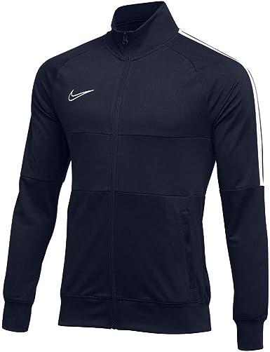 Solitario Todo el tiempo embudo  Amazon.com: Nike Men's Academy 19 Dri-Fit Track Jacket: Clothing