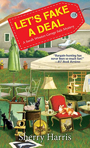 Let's Fake a Deal (A Sarah W. Garage Sale Mystery Book 7)
