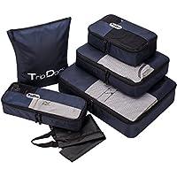 TripDock 6-Piece Packing Organizer and Bag Set