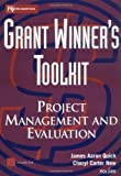 Grant Winner's Toolkit, Cheryl Carter New and James Aaron Quick, 0471332453
