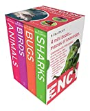 Mini Encyclopedia Animal Box Set of 4