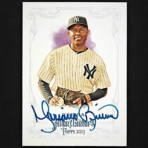 Topps Mariano Rivera Autograph Signed 2013 Card #248 w/COA Yankees ()