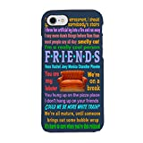 Best Friends tv show Friend Phone Stickers - CafePress - Friends TV iPhone 7 Tough Case Review