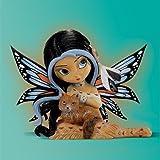 Jasmine Becket-Griffith Heartgate The Spirit Of Strength Fox And Fairy Fantasy Art Figurine