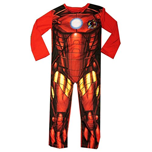 Character Iron Man ''Hero'' Onesie 4-5 years 100% Polyester Jumpsuit]()