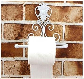 Weiß Malerei Toilettenpapier Haltern Luxus Blumen Badezimmer  Toilettenpapier Halter Tissue Rolle Für WC