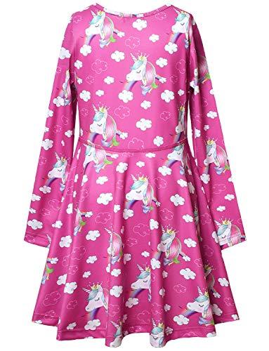 496592555fe Jual Jxstar Girls Unicorn Dress