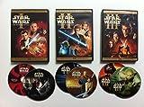 Star Wars Prequel Trilogy Episode I, II, III (6 Disc Widescreen)