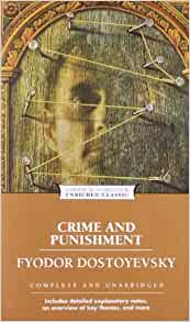 Amazon.com: Crime and Punishment (Enriched Classics) (9780743487634): Fyodor Dostoyevsky ...
