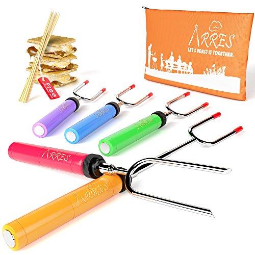 Marshmallow Roasting Sticks Kit