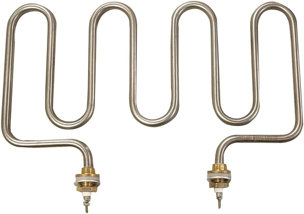Heating element for food warmer