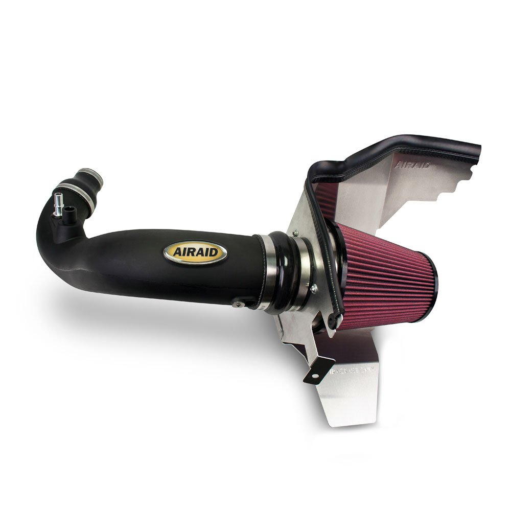 Amazon.com: AIRIAD 450-330 Race-Style Cold Air Intake System with Synthaflow Oiled Air Filter: Automotive