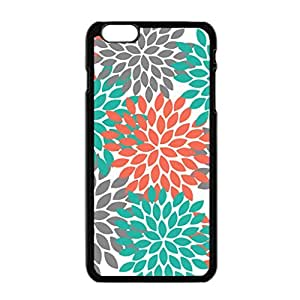 New Modern Customized Dahlia floral Cool Beautiful Iphone 6 case 4.7 inch