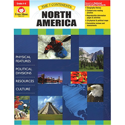 North America (The Seven Continents) (Geography Unit Study)
