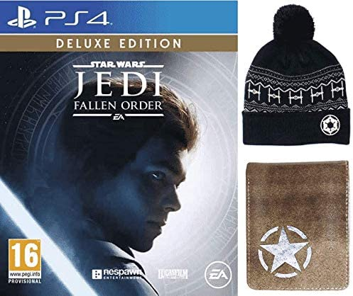 Electronic Arts Star Wars Jedi: Fallen Order Deluxe Edition vídeo ...