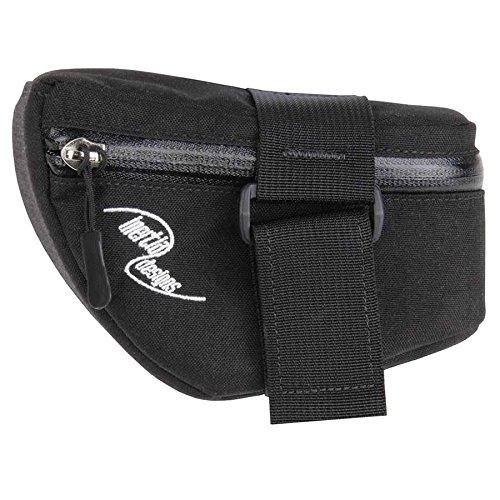 Inertia Designs RMX 2 Wedge Bicycle Seat Bag (Black) ()