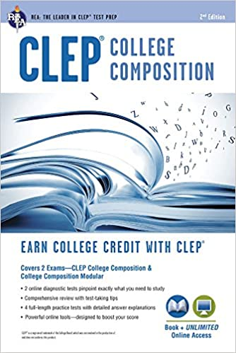 com clep® college composition nd ed book online clep  clep® college composition 2nd ed book online clep test preparation 2nd edition
