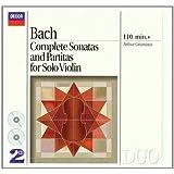 Bach : Intégrale des sonates et partitas pour violon seul