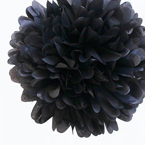 Quasimoon Tissue Flowers Decorations PaperLanternStore