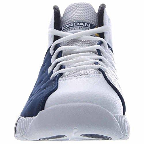 Nike Jumpman II Jordan Blue Men's Basketball Team Shoe EfdqBw