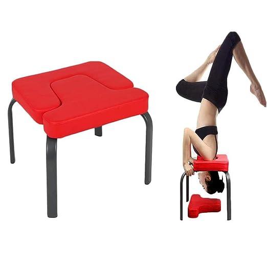 YPSMLYY Silla Invertida De Yoga Multifuncional Taburete ...