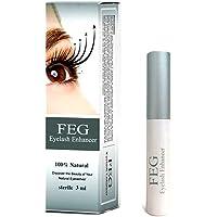 Sérum FEG Original Crescimento Tonificação Fortalecimento Cílios Fios Hipoalergênico Tratamento Eficaz Seguro Resultado…