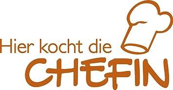 GRAZDesign Küchen Wandtattoo Koch - Sprüche für die Küche ...