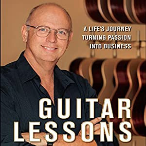 Guitar Lessons Audiobook