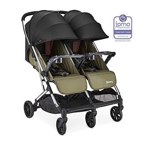 Joovy Kooper X2 Stroller, Olive