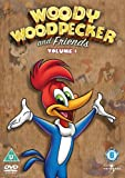 Woody Woodpecker And Friends - Volume 1 [DVD]