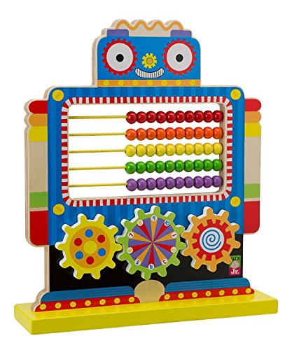 ALEX Jr Count N Spin Abacus Robot