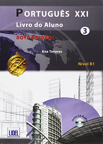PORTUGUES XXI 3 (LIBRO+CUDERNO+CD).NIVEL B1