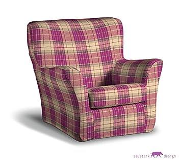 Saustark Design saustark design edinburgh cover for ikea tomelilla armchair with