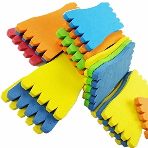 Fishing Leader Holder – Foam Leader Holder – 10Pcs/lot EVA Foam Fishing Line Plate Fishing Winding Line Board 12cm Carp Lure Trace Wire Leader Swivel Fishing Tackle Box Review