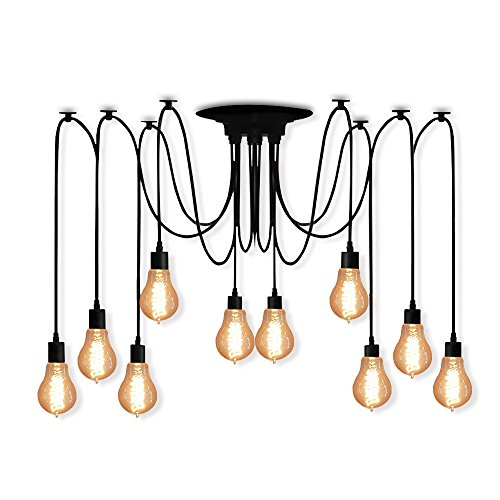 5 Arm Pendant Lights