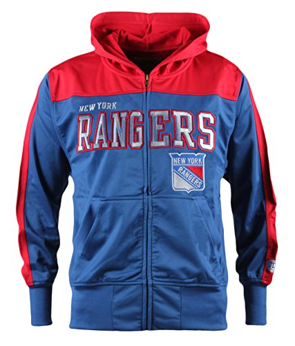 new york rangers vintage hoodie - 8
