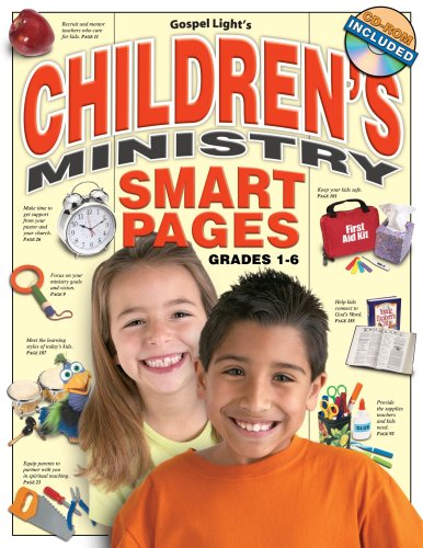 Children's Ministry Smart Pages [With CDROM]