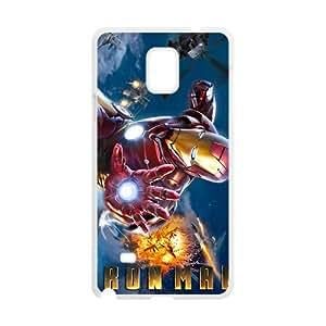 Iron Man Hot Seller Stylish Hard Case For Samsung Galaxy Note4