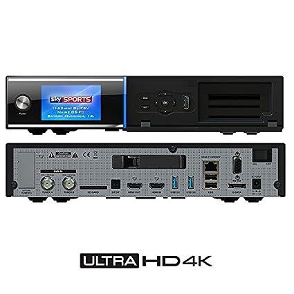 gigablue quad 4k  GigaBlue Quad UHD 4K 2+2 con 2x DVB-S2 FBC + 2 x DVB-T2:  ...