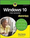 #3: Windows 10 For Seniors For Dummies