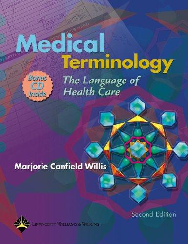Medical Terminology: The Language of Health Care, Blackboard Brochure