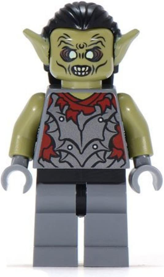 Lego Lord of the Rings Moria Orc Minifigure