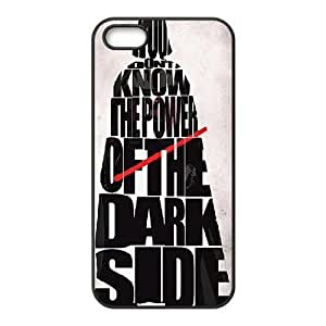 For SamSung Galaxy S6 Phone Case Cover Power Of The Darkside Hard Shell Back Black For SamSung Galaxy S6 Phone Case Cover 325396