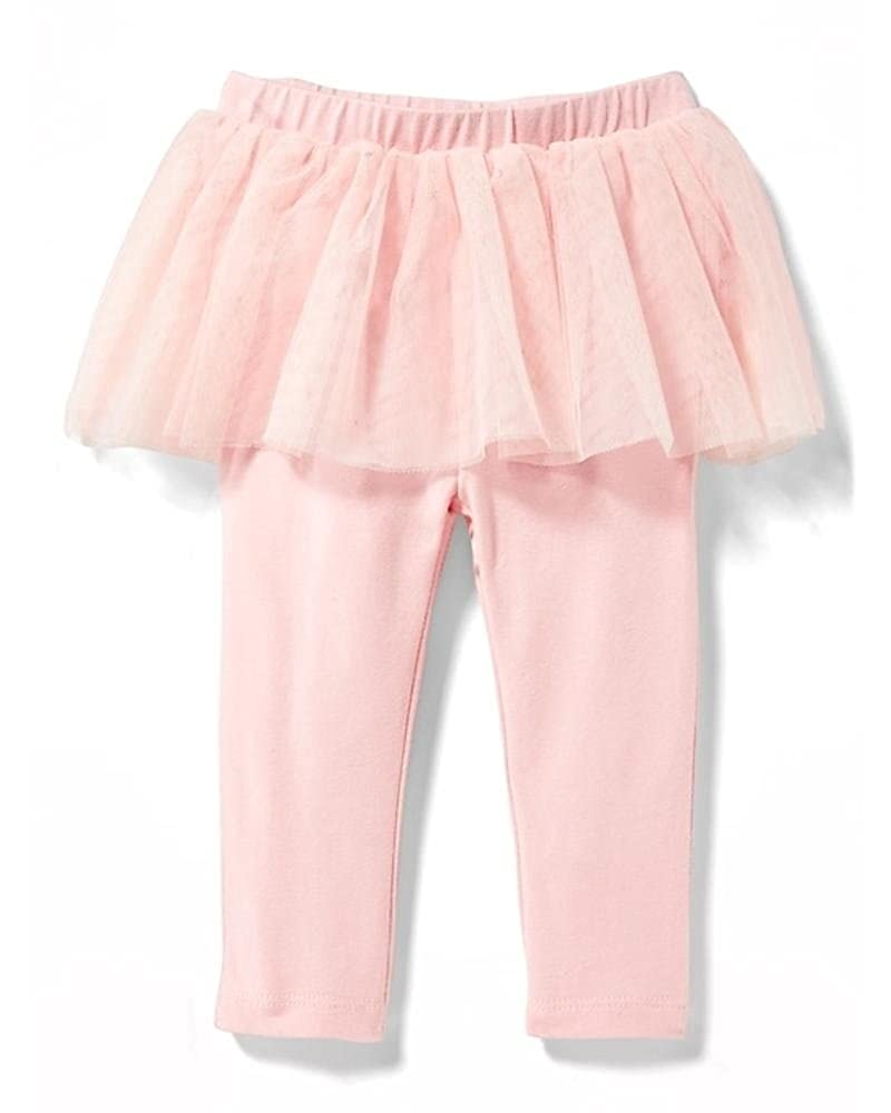 Old Navy Pink Tutu Skirted Leggings Spring Sale for 18-24M Baby Girl!