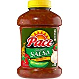 #6: Pace Medium Chunky Salsa, 64 Ounce