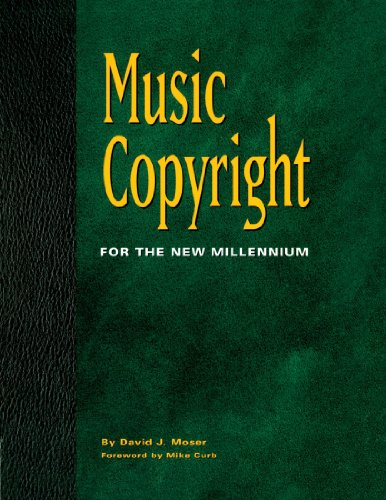 Music Copyright for the New Millenium