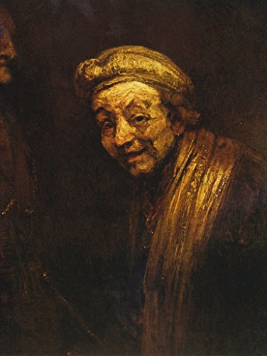 Lais Jigsaw Rembrandt Harmensz. Van Rijn - Self-Portrait with Painting Stick (self-Portrait as Zeuxis) 100 Pieces