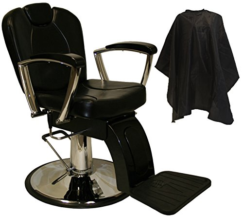LCL Beauty Classic Style Reclining Hydraulic Lift Reclining Barber Salon Chair Spa Equipment (Cheap Chair Barber Shop)