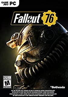 Fallout 76 - PC - Standard Edition (B07DHZHJK9) | Amazon Products