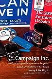Campaign Inc, Henry F., Henry F De Sio., Jr., 1609382692